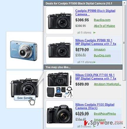 Sale-o ads snapshot