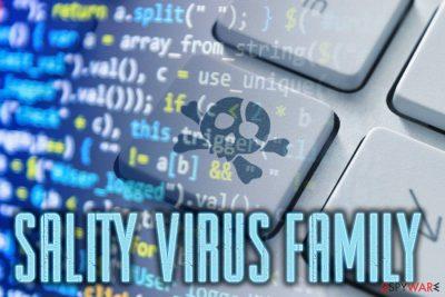 Sality virus
