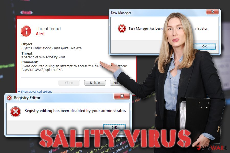 Sality malware