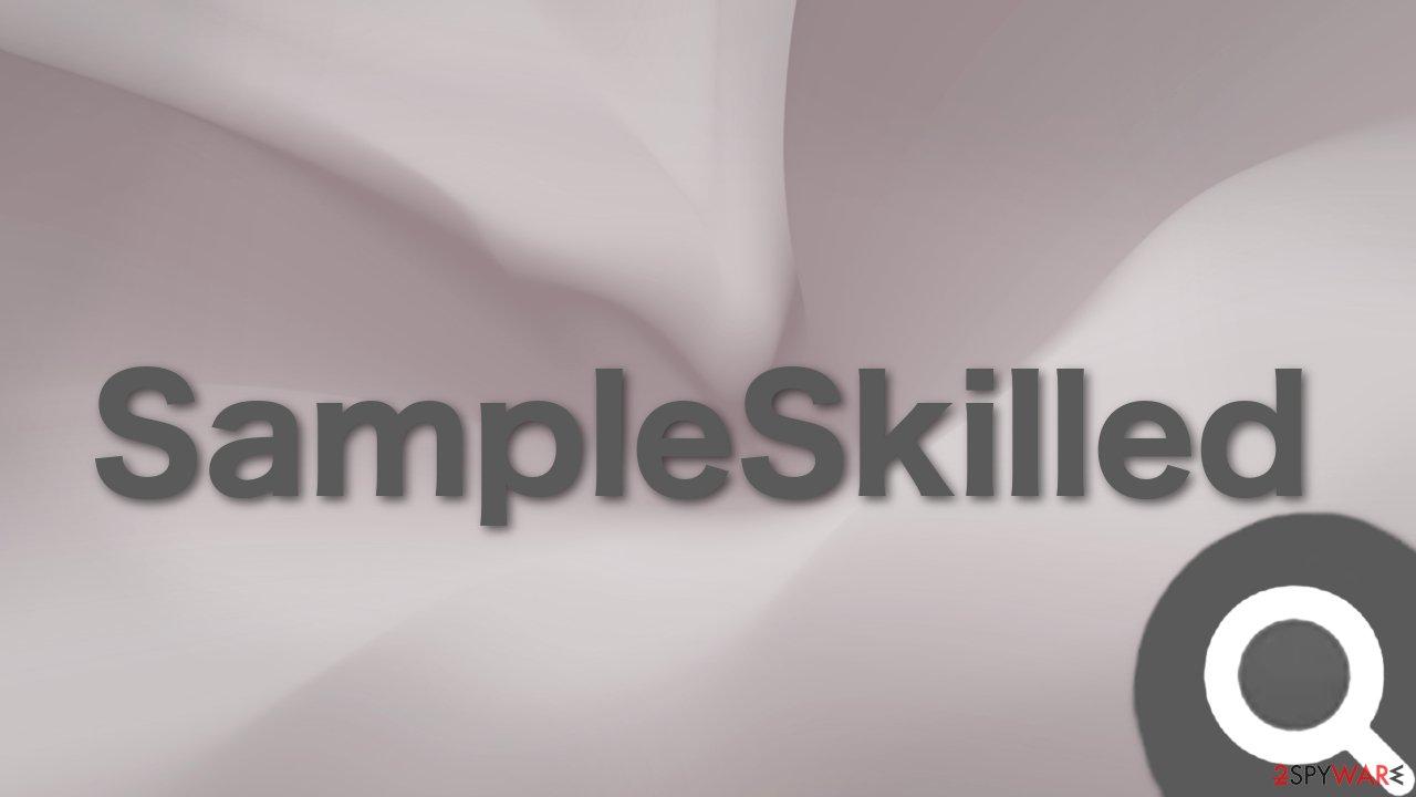 SampleSkilled mac