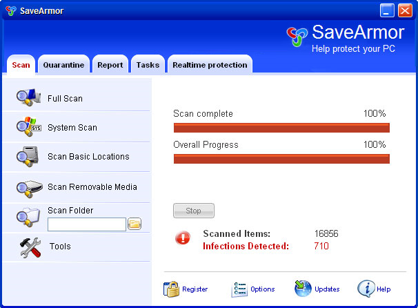 SaveArmor