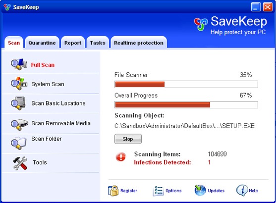 SaveKeep