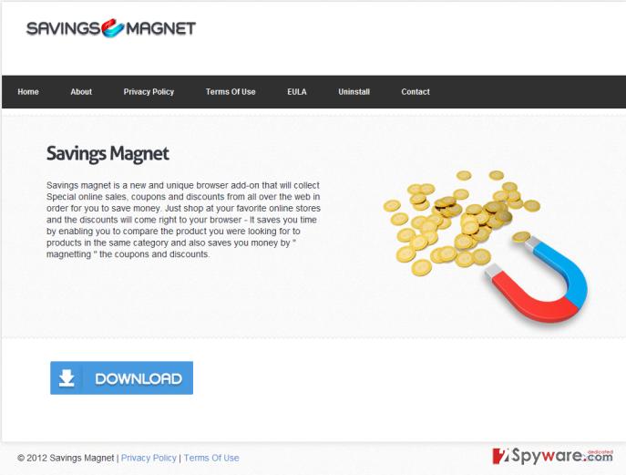 Savings Magnet