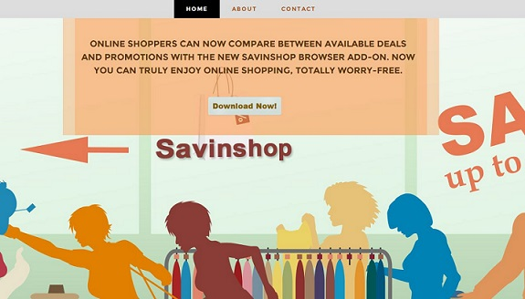 SavinShop ads snapshot