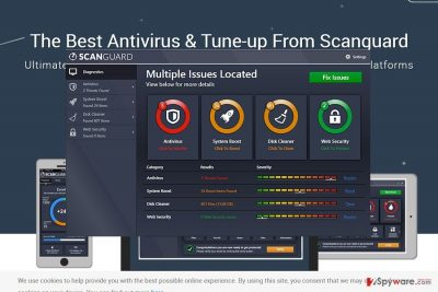 The image of ScanGuard