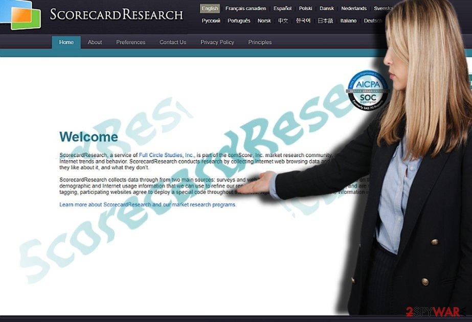 ScorecardResearch sample