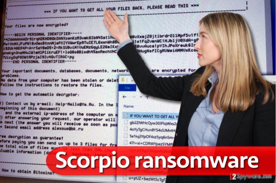 Scorpio virus