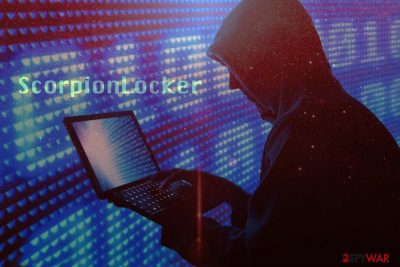 ScorpionLocker ransomware