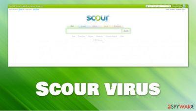Scour virus