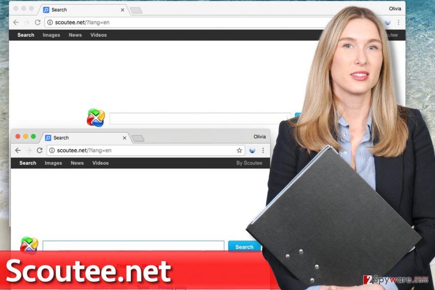 Scoutee.net virus