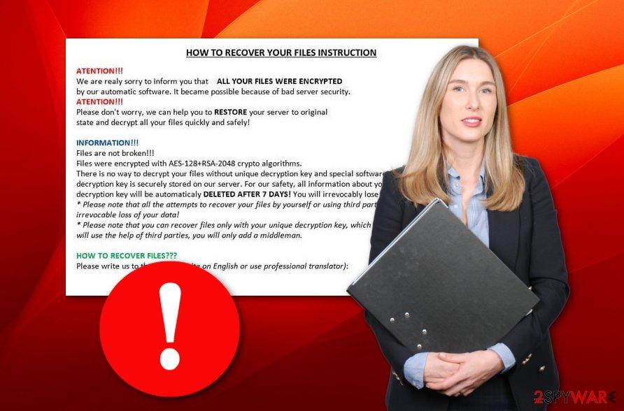SCR ransomware virus