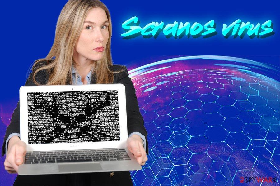 Scranos virus rootkit