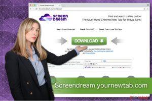 Screendream.yournewtab.com