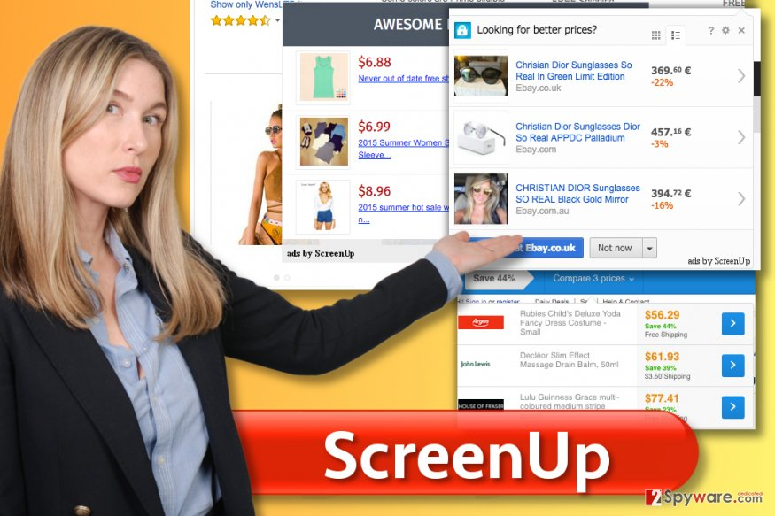ScreenUp virus