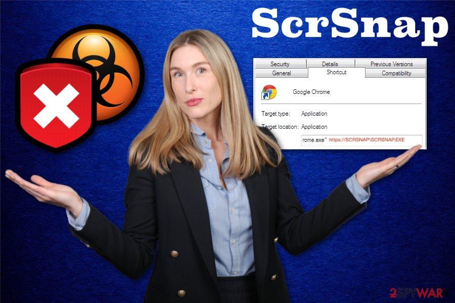 ScrSnap virus