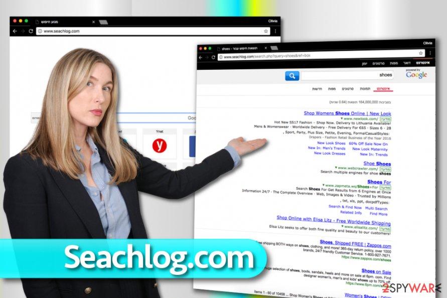 Seachlog.com virus