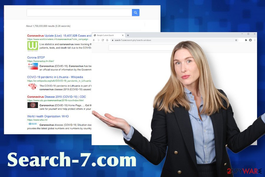 Search-7.com virus