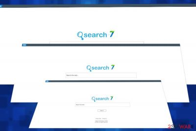 Search-7.com hijack
