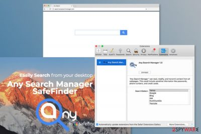 Screenshot of Search.anysearch.com