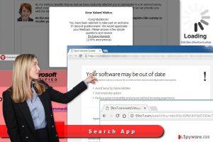 Search App virus