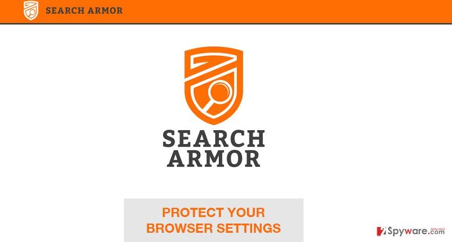 Search Armor hijack