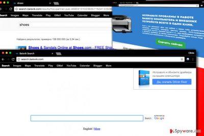 Search.baisvik.com virus