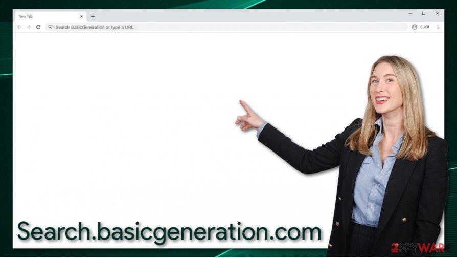 Search.basicgeneration.com hijack
