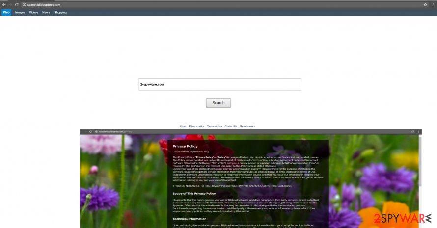 The image of search.bilabordnet.com