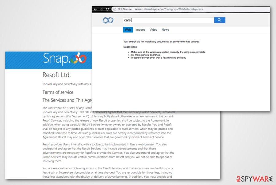 Search.chunckapp.com