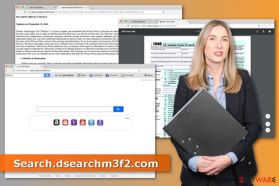 Picture of Search.dsearchm3f2.com virus