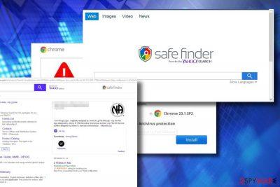 Search.dssearchhelper.com browser hijacker