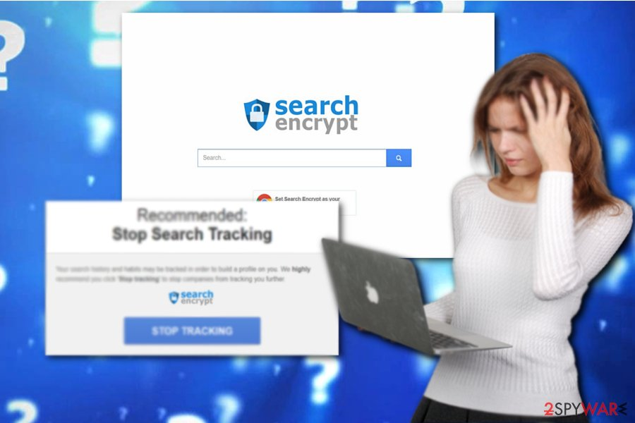 The picture illustrating searchencrypt.navigateto.net
