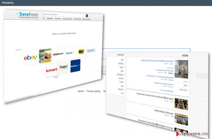 Search.epolife.com virus