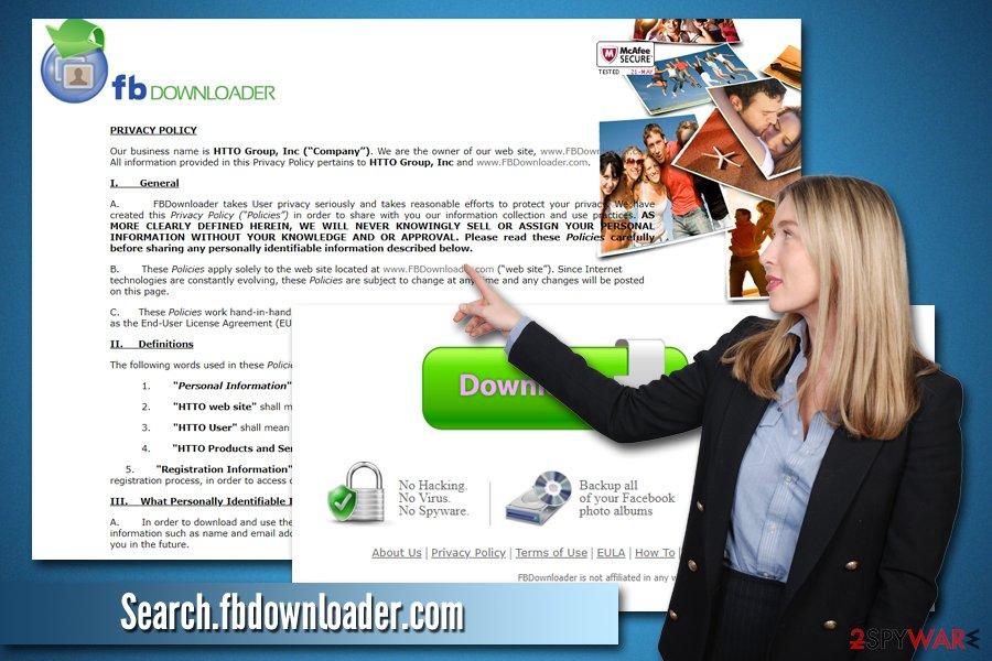 Search.fbdownloader.com PUP