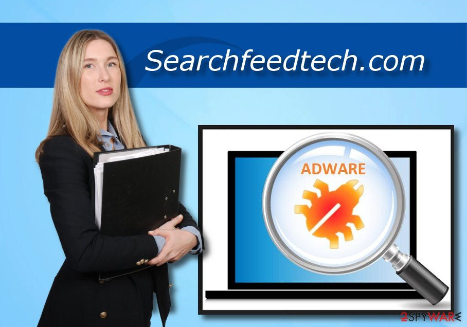 Searchfeedtech.com PUP