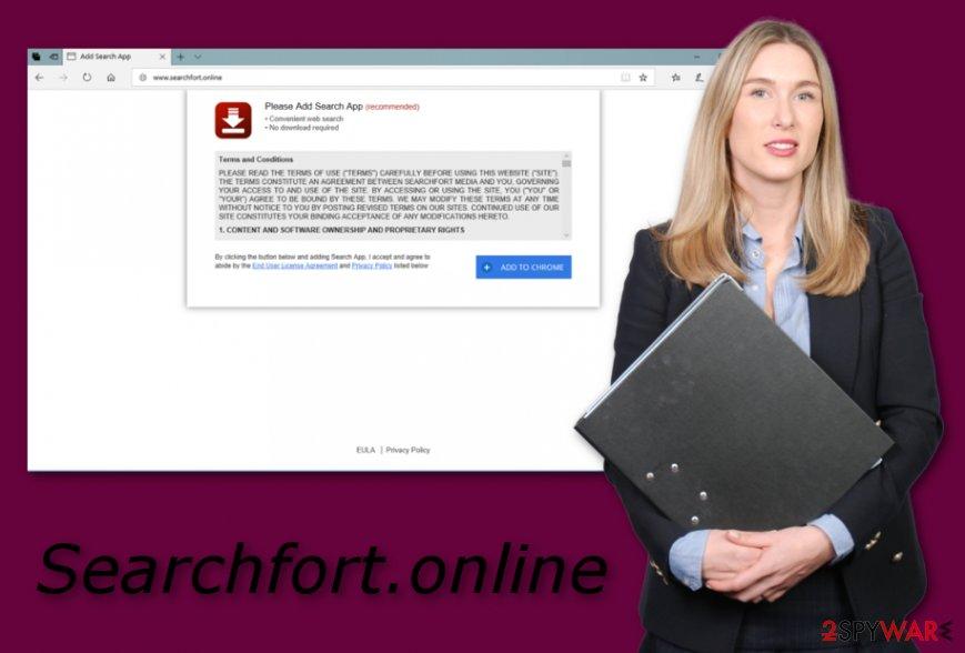 Searchfort.online PUP