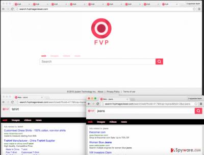 Search.fvpimageviewer.com virus