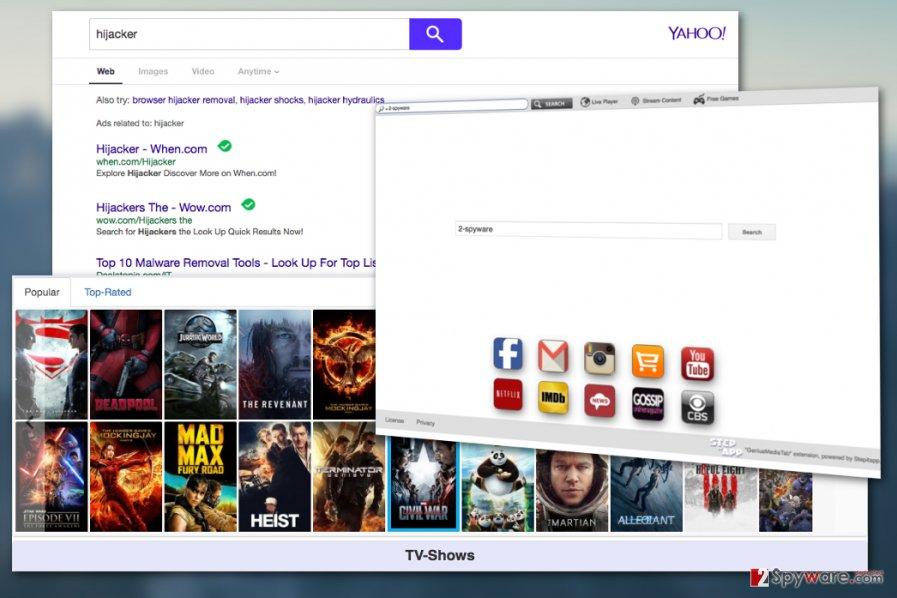 Search.geniusmediatabsearch.com virus