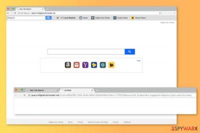 Screenshot of Search.hdigitalcointracker.net