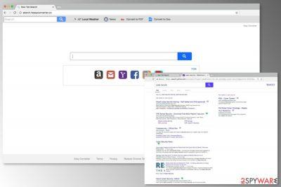 Screenshot of Search.heasyconverter.co search