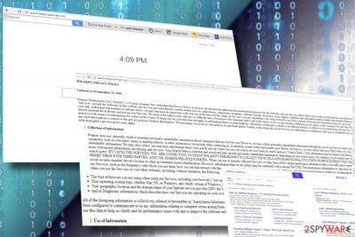 Search.hfastmapfinder.com redirect virus
