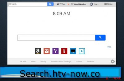 Search.htv-now.co virus