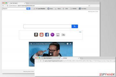 Search.hwatchingnewsonline.com browser hijacker
