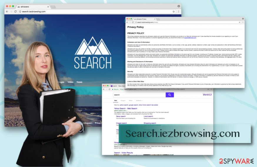Search.iezbrowsing.com virus