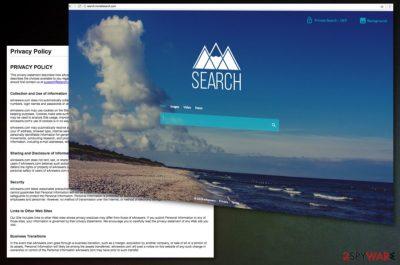 Search.incredisearch.com redirect virus