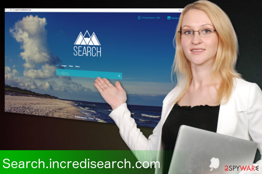 Search.incredisearch.com virus