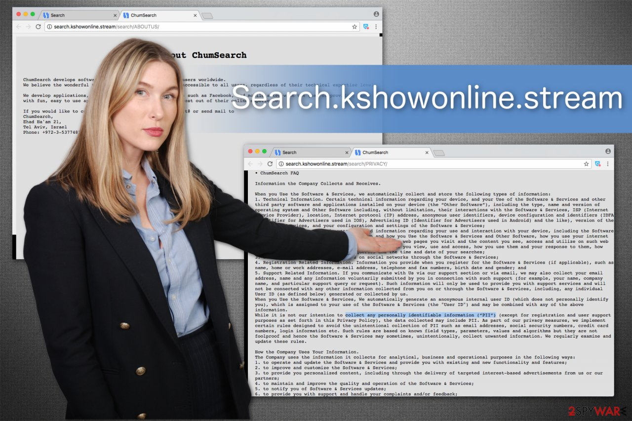The illustration of Search.kshowonline.stream