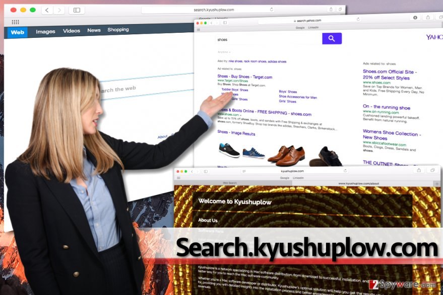 Search.kyushuplow.com browser hijack
