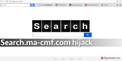 Search.ma-cmf.com virus