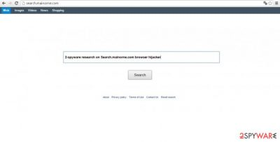 Search.mainorne.com removal